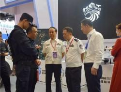 鹰眼科技专业级警用无人机解决方案受到公安部领导高度认可!