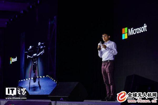 微软宣告与大疆协作:未来无人机更智能