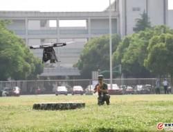 实力诠释天网恢恢,浙江警方展开首次警用无人驾驶航空器实战演练