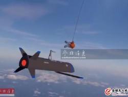F-35战机联网遥控小型无人机群