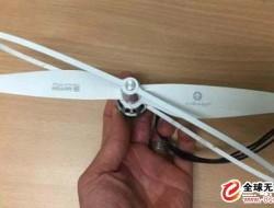 澳大学研发Safety Rotor无人机的螺旋桨再也不伤