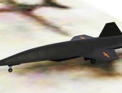 中国超高速无人机框架制造完成 速度4马赫高度3