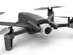 Parrot发布折叠航拍无人机ANAFI 可用移动电源充电