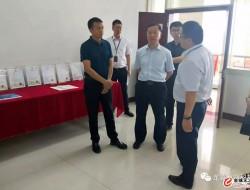 深圳华强集团有限公司副总经理卫建国一行考察龙翼航空