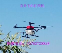 鲁丰10公斤电动四轴植保无人机厂家