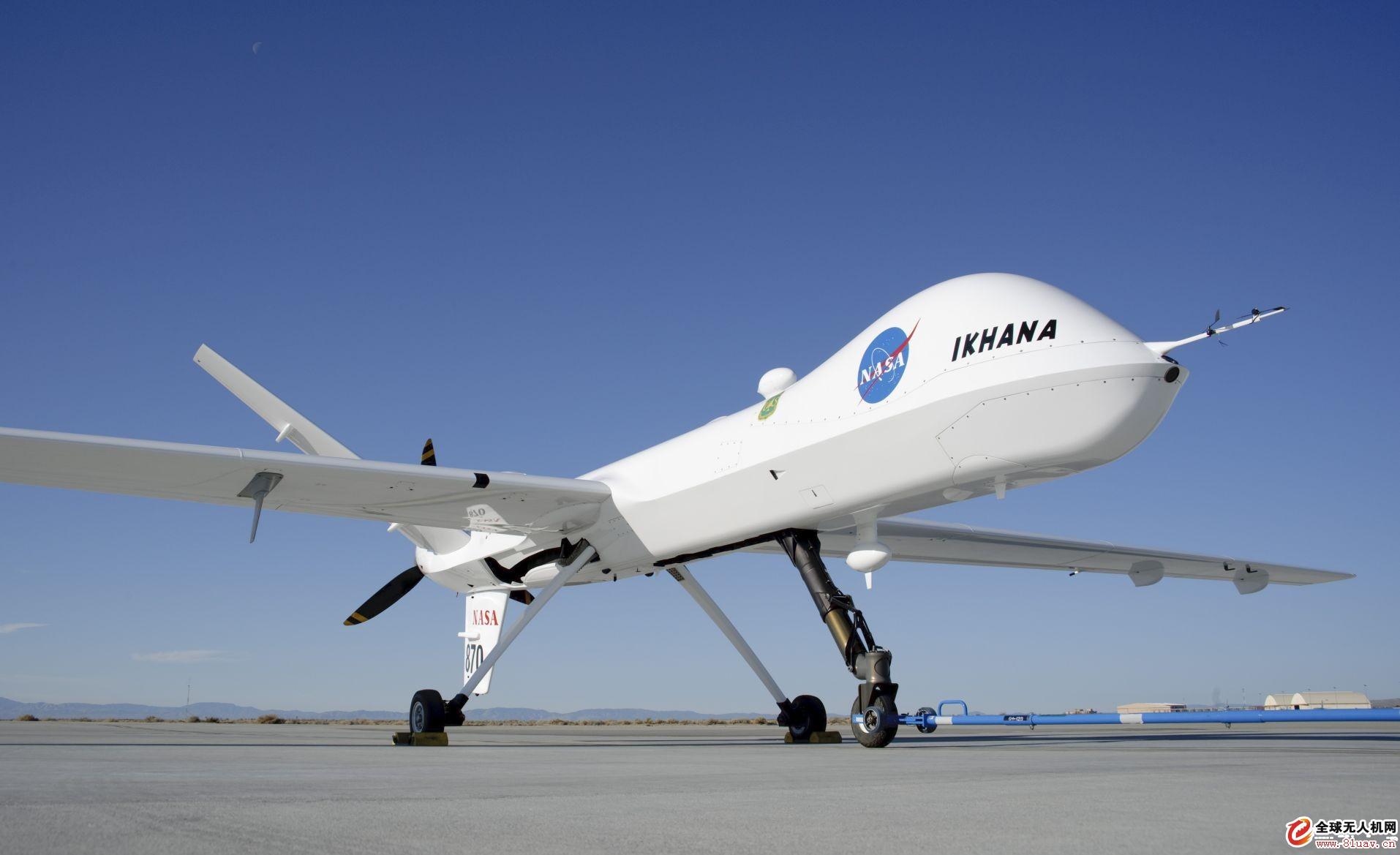 NASA无人机