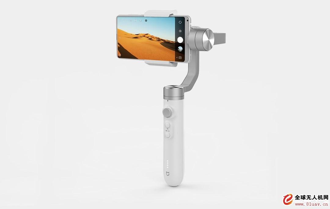 小米米家推出手持手机云台:三轴安稳,价格 599 元