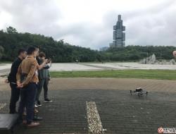 贵阳市审计局组织审计干部集中学习无人机航拍技术