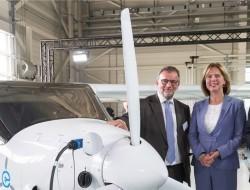 荷兰航空航天中心研发电动飞行技术
