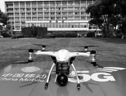 5G为何钟爱无人机?