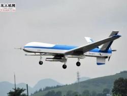 鹞鹰Ⅱ察打一体无人机成功试飞