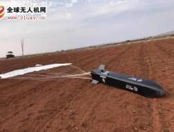 中国无人机快递未来或可在战场收快递