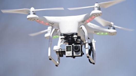 建筑工地爱上了无人机:起飞、拍照、找问题