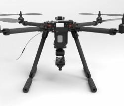 中航恒拓发布智能视觉寻迹教学无人机开发平台HT500A