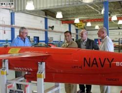 Kratos将展示美国海军第一架BQM-177A靶机