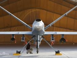 """美国空军部分文件遭窃 涉""""死神""""无人机"""