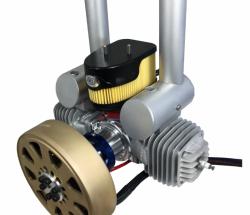 DA120 EFI电喷发动机