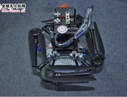 油电混动植保无人机登陆日本