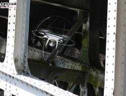 英生产商推碳纤维保护罩 为 DJI Phantom 4 提供