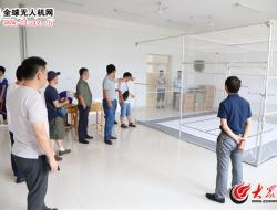 济南暑假无人机培训在章丘中等职业学校举行