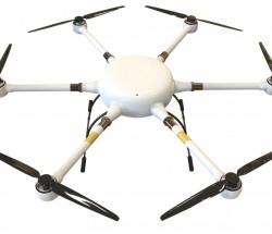 曜宇续航120分钟纯电动测绘安防消防环保行业无人机 飞行平台