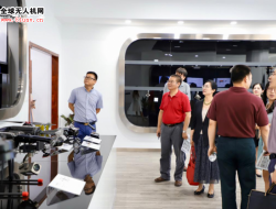 中国科学技术信息研究所到访奇蛙  共同探讨无人机发展新趋势