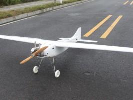 租赁航测无人机  固定翼大白油机