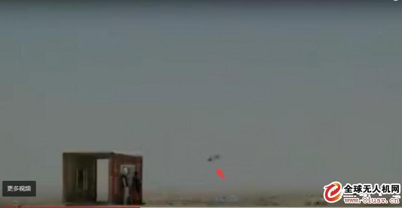 以色列可折叠自杀式无人机试验成功 比固定翼无人机易回收