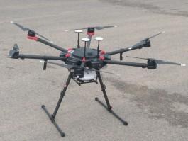 航测无人机租赁 倾斜摄影 正射 航测