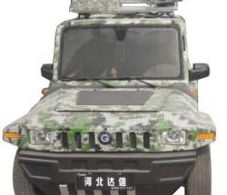 卡姆亨特车载无人机干扰仪DDS0004S