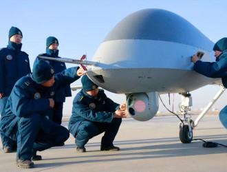 港媒:中国装备长航时无人机航程监视美国航母
