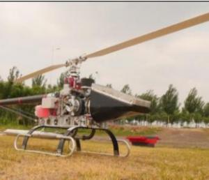 无人直升机LYHK—ZBF30L