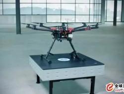 大疆无人机有了新无线充电系统,电力增强+++