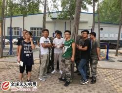 郑州市国防科技学校机电专业部开展专业教师无人机培训活动