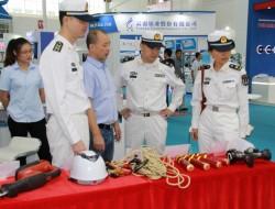 第二届军民两用科技装备暨军民两用材料展览会顺利开幕