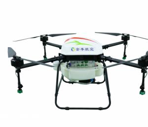 载重10升电动多旋翼植保无人机