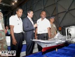 6家军工企业商联手进军南非防务展