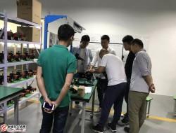 瑞深无人机油电混合动力系统培训会成功举办