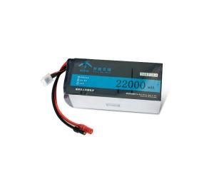 荣耀天翃植保无人机锂电池22000mah15c6S