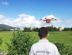 银通无人机入选河南省、安徽省植保无人飞机试点补贴名录