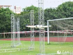 台湾长大无人机竞速 36人飙技