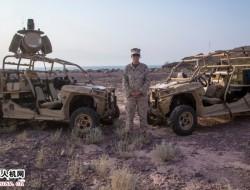 全地形反无人机越野战车