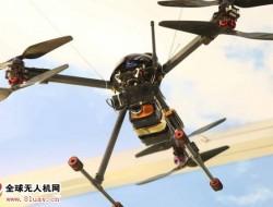 台湾军备局火抱前观无人机 辅助迫抱班观测手