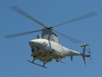 美将售台「火力侦察兵」舰载无人机
