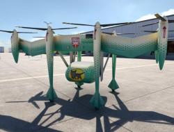 贝尔和日本雅玛多集团联合开发自主运输无人机