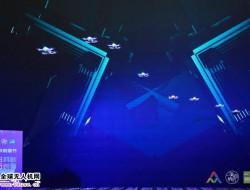 知飞航空:大学生创业的无人机表演秀