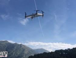 无人机与风力发电相结合另类发电