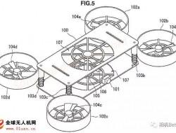 索尼要出无人机?专利已经曝光