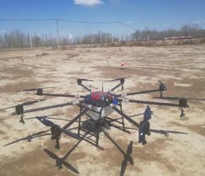 20公斤植保无人机整机预定