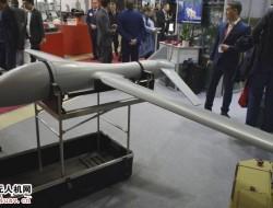 俄罗斯萨拉航空公司推出新的ZALA-421-16E5无人机